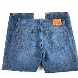 Levi's Men's 569 Loose Straight Jeans 32x30